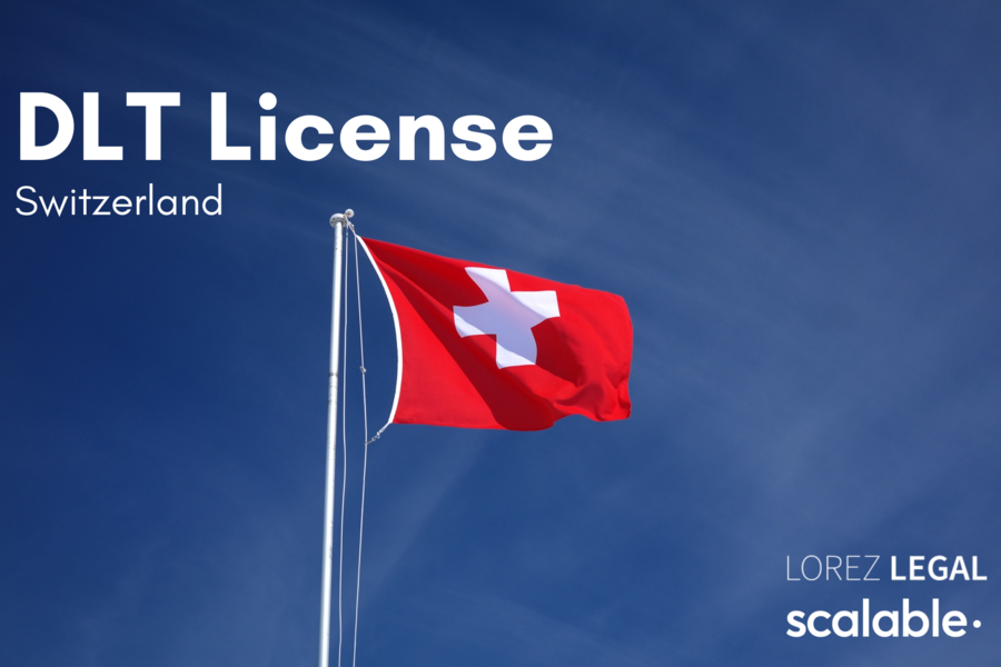 DLT License Switzerland