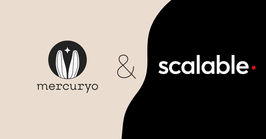 Mercuryo and Scalable Solutions