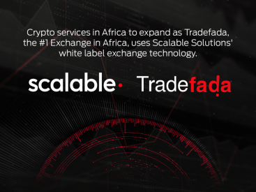 Crypto Africa Tradefada uses Scalable Technology