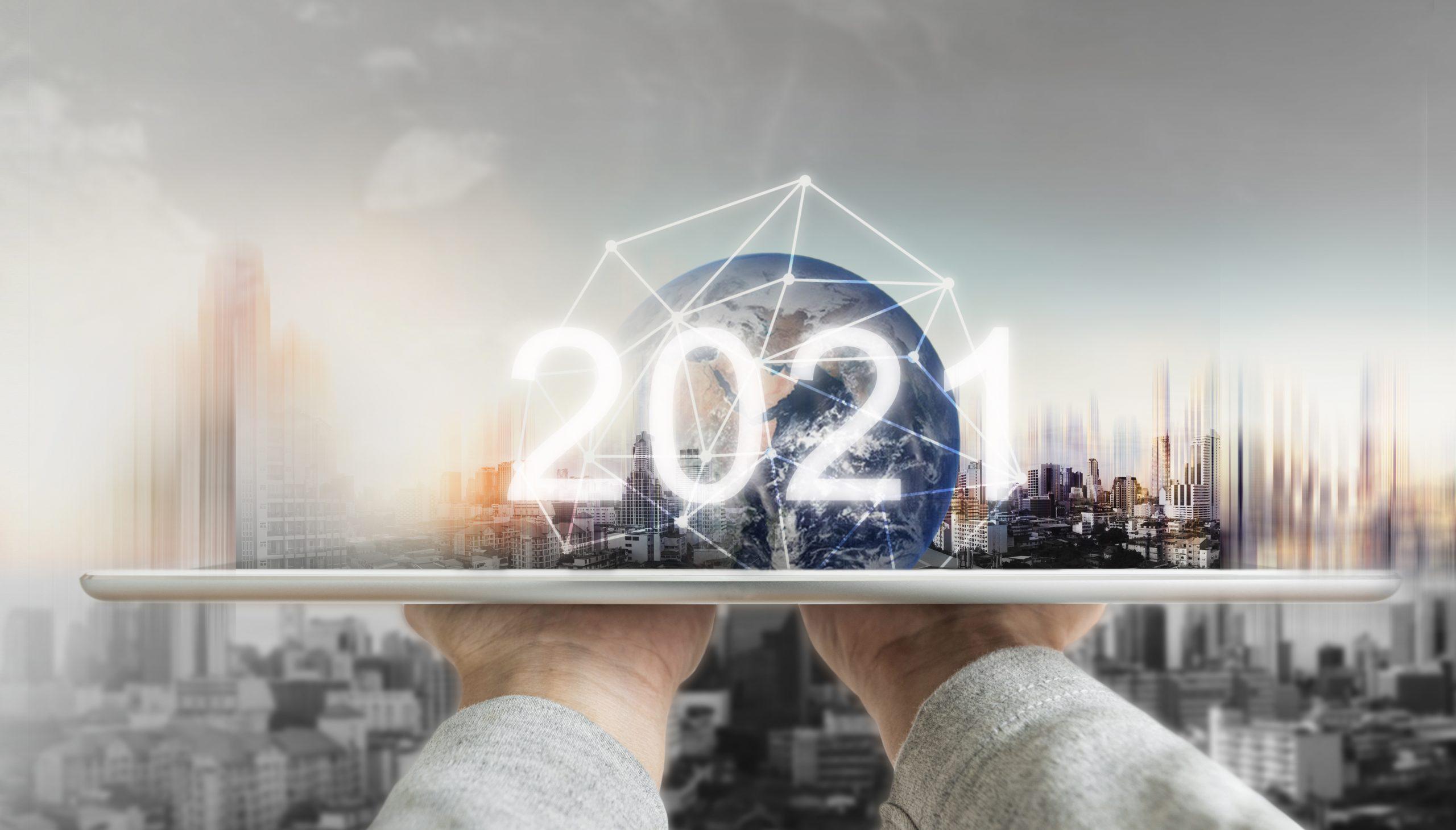 Blockchain trends in 2021