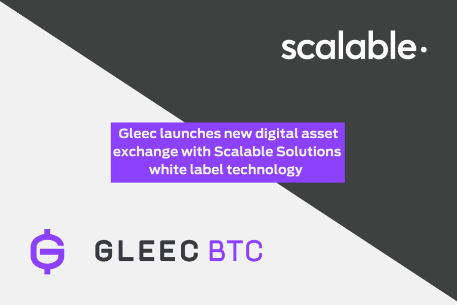 Gleec Scalable Solutions exchange