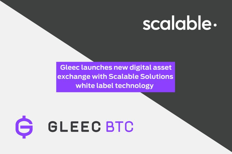 Gleec Scalable Solutions exchange