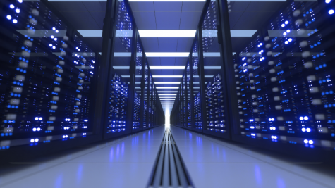 Cryptocurrency mining data center