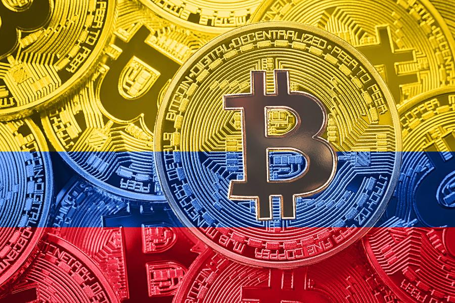 Colombia crypto