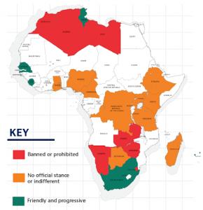 Africa crypto adoption